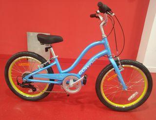 "Bicicleta Electra Townie 20"" 7d"