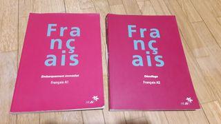 Libros francés A1 y A2
