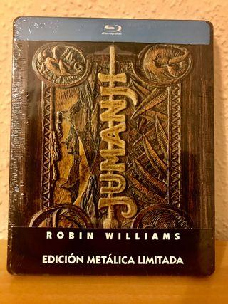 Jumanji Steelbook Bluray Edición Limitada