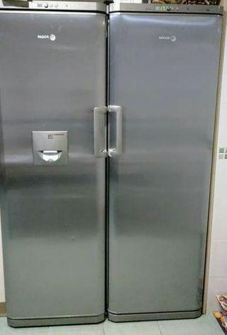 congelador Fagor 180cm altura