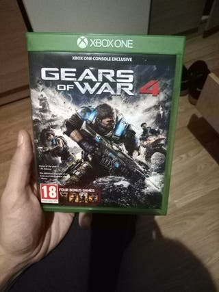 Gears of War IV