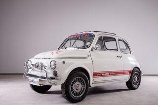 FIAT 500 1972 ABARTH 695 RECREATION