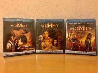 Trilogía La Momia Bluray NUEVA