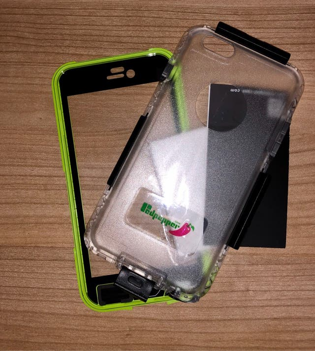 Funda de agua iPhone 6 Plus