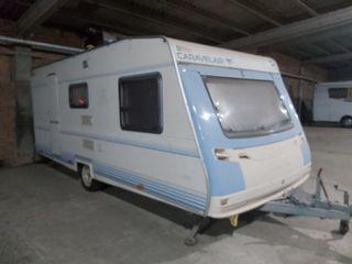 caravana caravelair 750 luxer