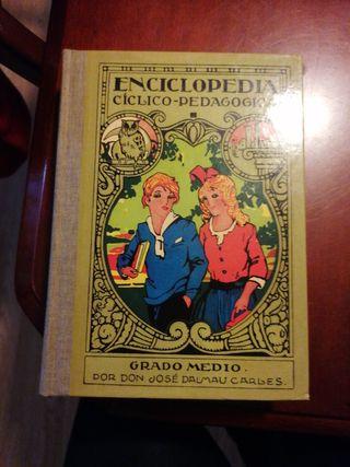 enciclopedia cíclico pedagógica