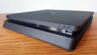 PS4 Slim 500 gb + mando