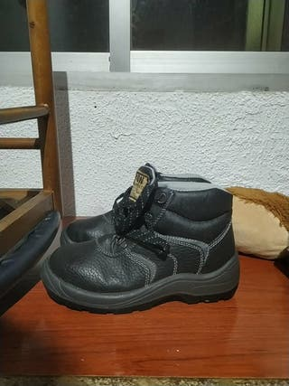 zapatos antideslizante
