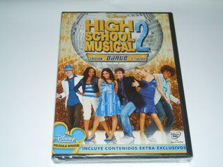 HIGH SCHOOL MUSICAL 2 (DVD PRECINTADO)