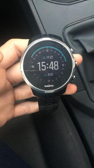 reloj inteligente suunto