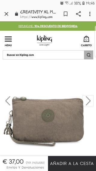 Cartera Kipling