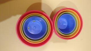 Playskool barriles apilables