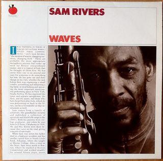 "SAM RIVERS ""WAVES"" LP"