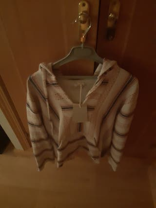 sudadera hippie indie Pull and Bear