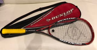 Raqueta Squash Dunlop Blackmax Titanium 510
