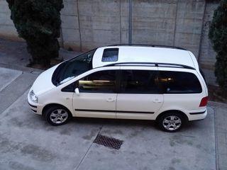 Volkswagen Sharan 2001 4x4 4Motion 1.9 TDI