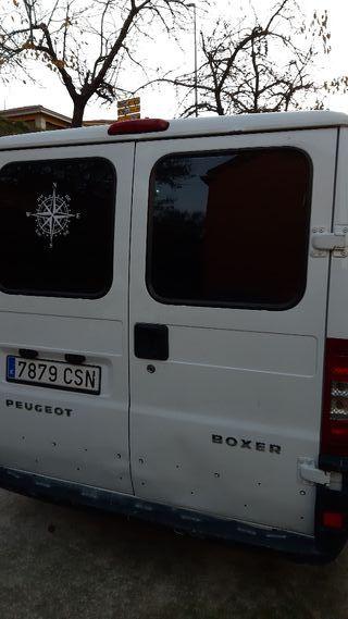 Peugeot Boxer 2004