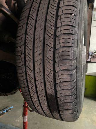 Neumáticos michelin latitude 245 4X4