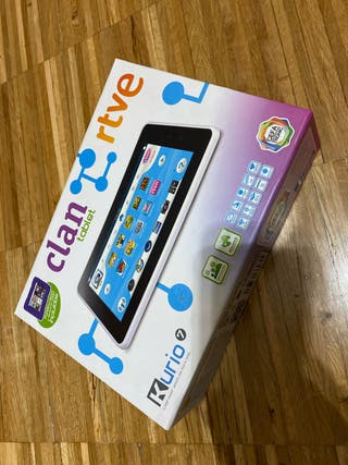 Tablet Clan rtve