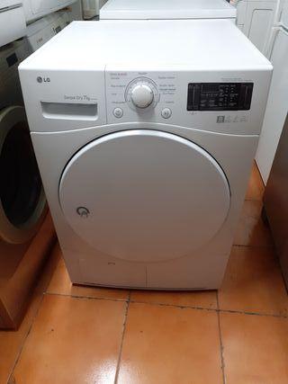 secadora marca LG 7KG