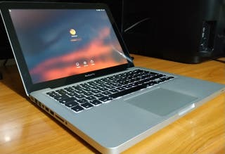MacBook pro 2011, Intel i7, 4GB RAM, disco SSD