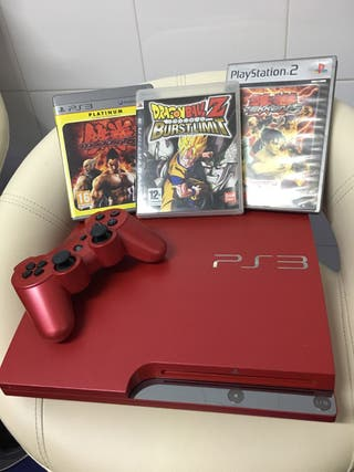Consola PlayStation 3 320 gigas