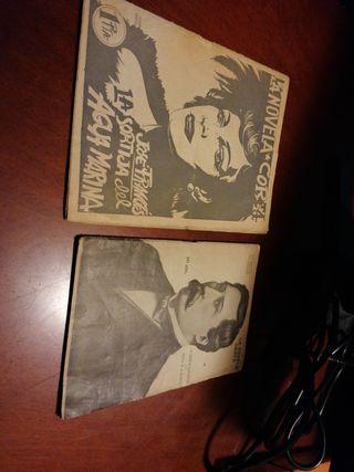 novelas cortas antiguas