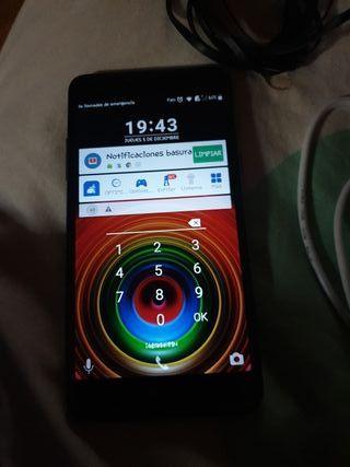 MÓVIL LIBRE LG X POWER K-220+ACCESORIOS.NUEVO.