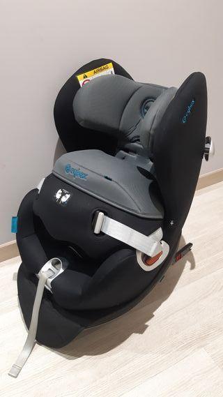 silla bebé coche cybex sirona