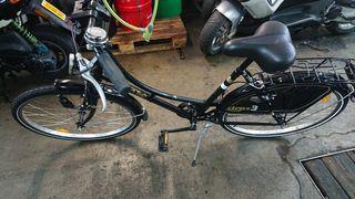 Vendo bicicleta junior/chica