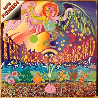"THE INCREDIBLE STRING BAND ""THE 5000 SPIRITS"" LP"