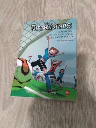 Los futbolisimos(el misterio de los 7...)