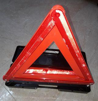 Juego 2 triángulos Renault