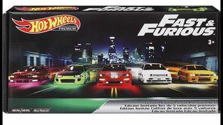 Fast & Furious edición especial