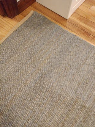 6 alfombras de Yute