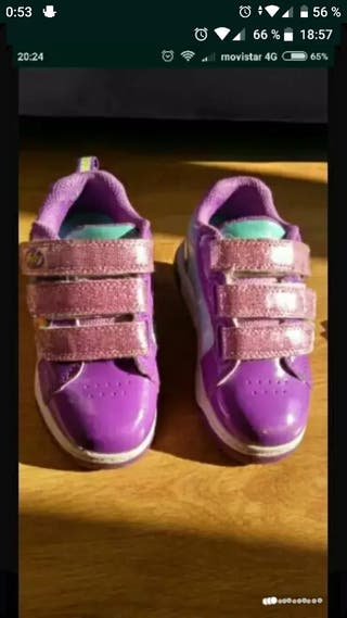 Zapatillas con ruedas Heelys 2.0 talla 30