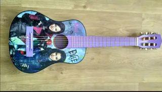 Guitarra de los descendientes