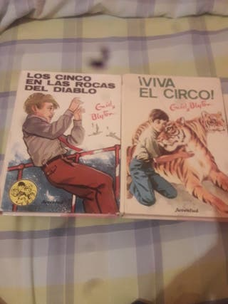 vendo libro de los cinco