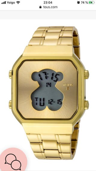 Reloj tous original