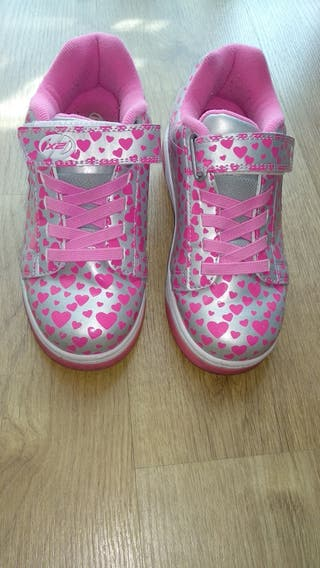 Zapatillas con ruedas Heelys HX2 talla 34