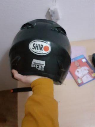 casco siro para moto