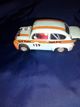 coche Scalextric