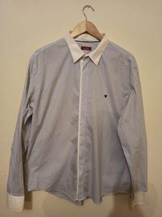 Camisa de traje Caramelo