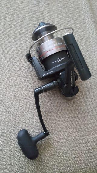 Carrete pesca Daiwa AG 4500 AS