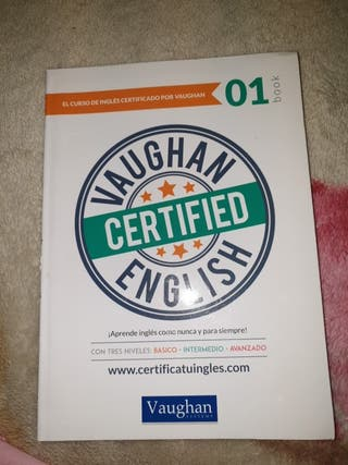 VAUGHAN CERTIFIED ENGLISH