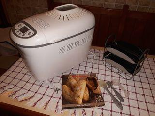 Panificadora Moulinex home bread baguette