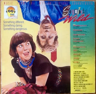 """V/A """"BSO SOMETHING WILD"""" LP"""