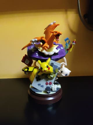 Pokemon Figura Nintendo Gameboy avance