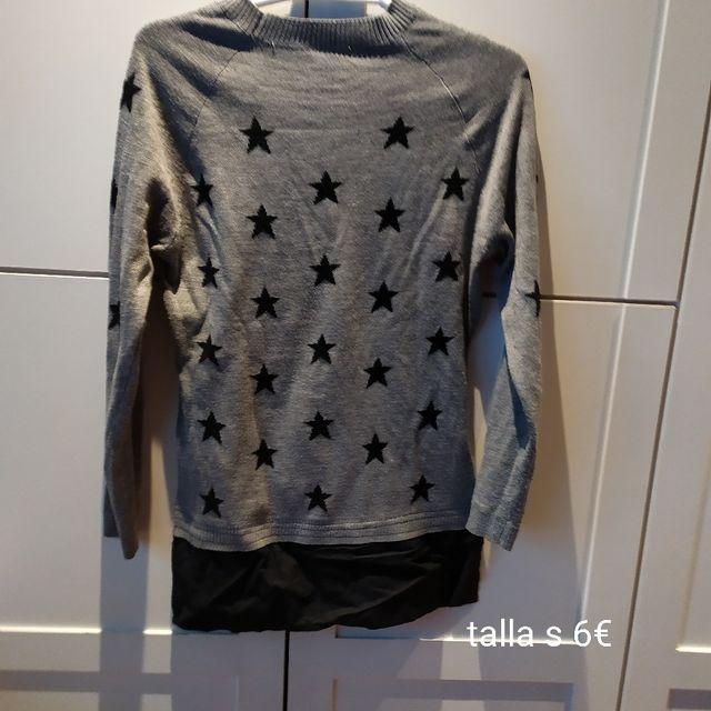jersey estrellas efecto camisa