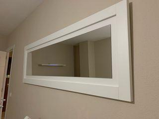 Espejo salón o dormitorio de madera